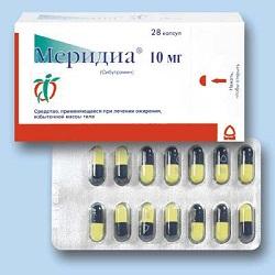 Meridia 10 mg