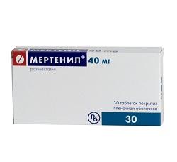 Merten Tabletten 40 mg