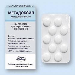 Metadoxyl Tabletten