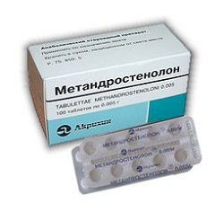 Tabletten Methandrostenolon