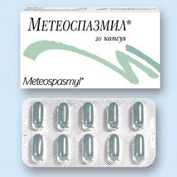 Meteospasmil Kapseln