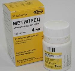 Metipressed Tabletten 4 mg