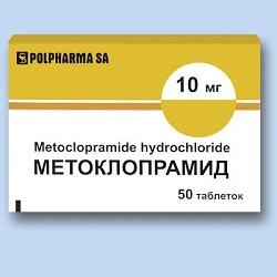 Metoclopramid-Tabletten