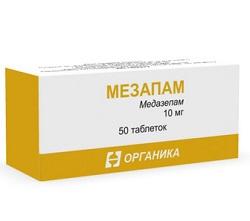 Tabletten Mezapam