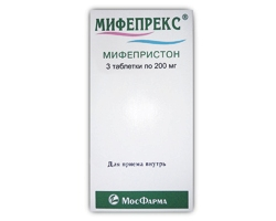 Tabletten Mifeprex