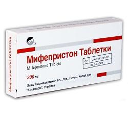 Pillen mifepristone
