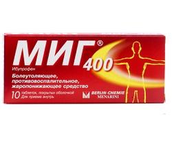 Pillen MIG 400