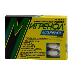 Tabletten Migrenol