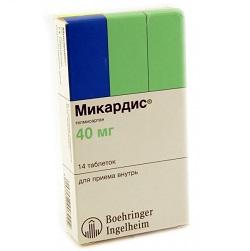 Mikardis Tabletten 40 mg
