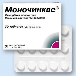 Monochinkve Tabletten
