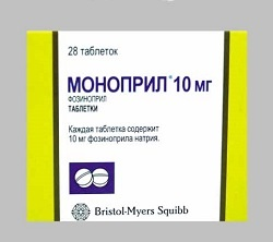 Monopril Tabletten 10 mg