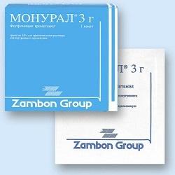 Antibiotisches Monural