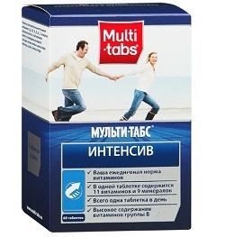 Multi-Tabs Intensiv