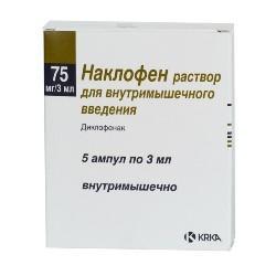 Naklofen Lösung