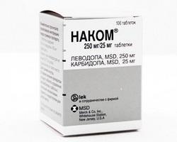 Nakom Tabletten