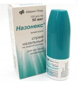 Spray nasale Nasonex