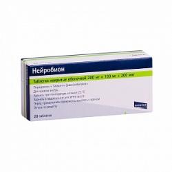 Tabletten Neyrobion