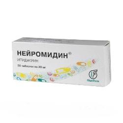 Neuromidin Tabletten
