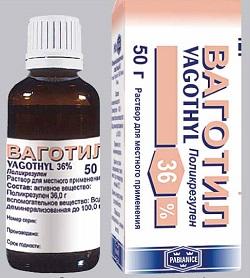 36% ige Lösung Vagothyl