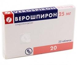 Veroshpiron Tabletten 25 mg