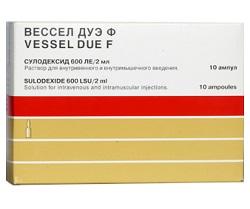 Injektionslösung Wessel Due F
