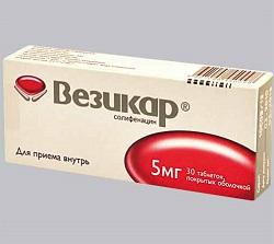 Vesicare Tabletten 5 mg