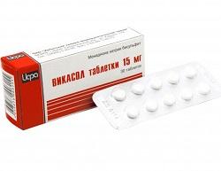 Vikasol Tabletten 15 mg