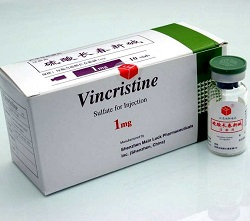 Antitumormittel Vincristin
