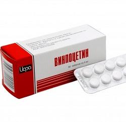 Vinpocetin Tabletten 5 mg