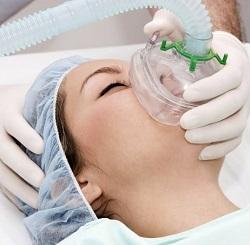 Lachgas - ein Mittel zur Anästhesie