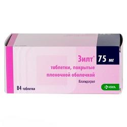 Zilt Tabletten 75 mg