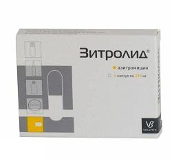 Sitrolid Kapseln 250 mg