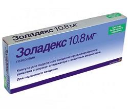 Kapseln Zoladex 10,8 mg