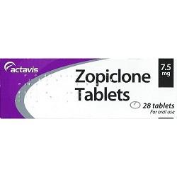 Zopiclone 7.5-SL Tabletten